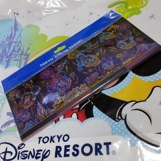 ディズニー(Disney)の新作♡ディズニー 花火 夜空 メモセット(ノート/メモ帳/ふせん)