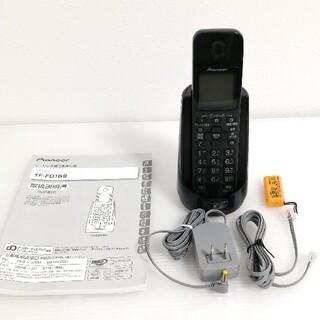 パイオニア(Pioneer)のパイオニア TF-FD15S デジタルコードレス電話機  ネイビー(その他)
