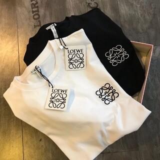 LOEWE - ❤新品 LOEWE 刺繍半袖tシャツ  S M L XL