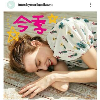 ツルバイマリコオイカワ(TSURU by Mariko Oikawa)のtsuru by mariko oikawa トップス Drawer セブンテン(シャツ/ブラウス(半袖/袖なし))
