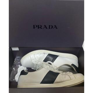 PRADA - PRADA プラダ 4E 3369 8 スニーカー