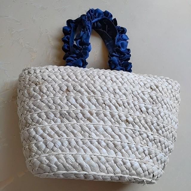 Maison de FLEUR(メゾンドフルール)のメゾンドフルール かごバック レディースのバッグ(かごバッグ/ストローバッグ)の商品写真