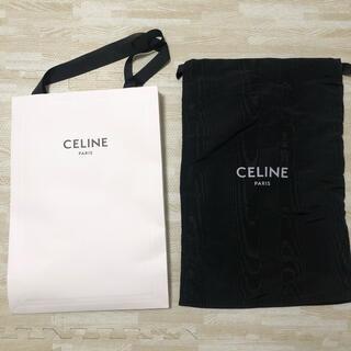 セリーヌ(celine)のCELINE   セリーヌ ショップ袋 保存袋(ショップ袋)