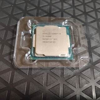 Intel cpu corei5 9400f バルク
