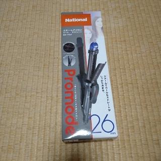 パナソニック(Panasonic)のスチームアイロン カール&ストレート 26mm(ヘアアイロン)
