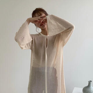 TODAYFUL - Amiur openwork knit ops