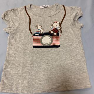 familiar - ファミリア110Tシャツ