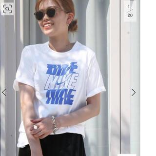 DEUXIEME CLASSE - 【NIKE/ナイキ】 LOGO Tシャツ ☆ ドゥーズィエムクラス