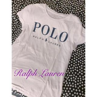 ラルフローレン(Ralph Lauren)のRalph Lauren  ロゴTシャツ(Tシャツ(半袖/袖なし))