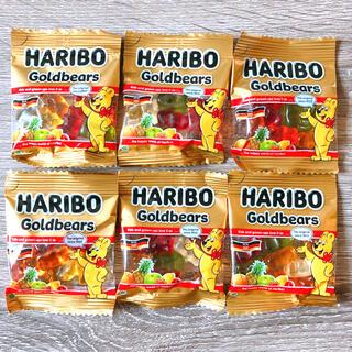 ハリボー ゴールドベアー グミ 10g✖️6袋 301円送料込み コストコ