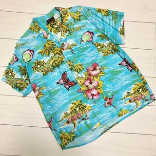サンサーフ(Sun Surf)の【美品】アロハシャツ California rainbow L(シャツ)