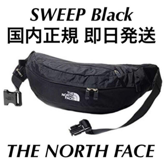 THE NORTH FACE - THE NORTH FACE Sweep ウェストバッグ スウィープ ブラック