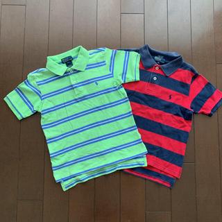 ポロラルフローレン(POLO RALPH LAUREN)のポロラルフローレン ポロシャツ サイズ5(Tシャツ/カットソー)