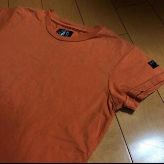 アニエスベー(agnes b.)のアニエスベーオレンジコットンT(Tシャツ(半袖/袖なし))