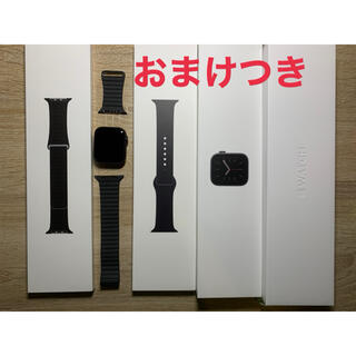 Apple Watch - Apple Watch Series 6 44mm GPS 美品