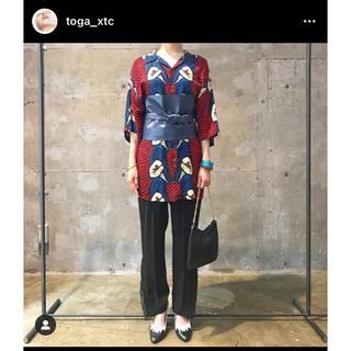 TOGA - TOGA XTC 古着 シャツ
