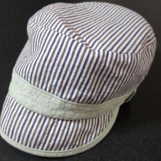 ブランシェス(Branshes)のこども用 帽子 46cm 1歳 ブランシェス(帽子)