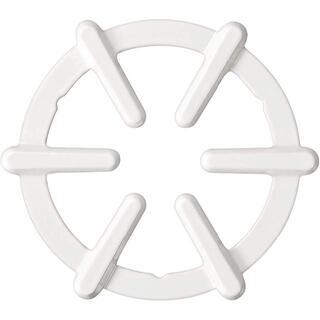 パール金属 鍋敷き ホワイト 外径16cm 鉄鋳物製 ホーロー加工 フェール(その他)