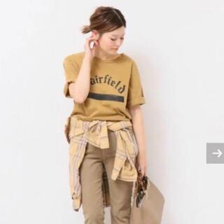 ドゥーズィエムクラス(DEUXIEME CLASSE)のプリントTシャツ(Tシャツ(半袖/袖なし))