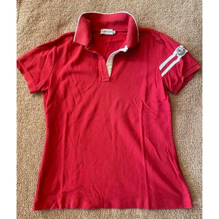 モンクレール(MONCLER)のモンクレール 半袖ポロシャツ(ポロシャツ)