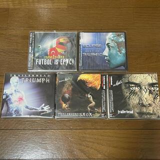 【CD】映画予告編音楽 / Immediate(イミディエイト)(映画音楽)