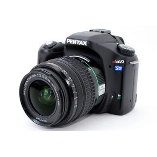 ペンタックス(PENTAX)の#2863☆iPhone、スマホに写真転送OK‼☆ PENTAX ist Ds2(デジタル一眼)
