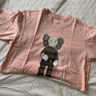 ユニクロ(UNIQLO)のKAWS ユニクロ クルーネックT(Tシャツ/カットソー(半袖/袖なし))