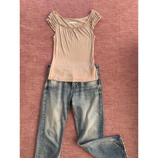 エムプルミエ(M-premier)のMプルミエ カットソー(カットソー(半袖/袖なし))