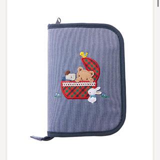 ファミリア(familiar)の新品・タグ付き ファミリア 母子手帳ケース 002大サイズ(母子手帳ケース)