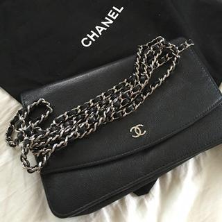 シャネル(CHANEL)のCHANELチェーンウォレット(財布)