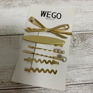 WEGO - 【新品】ピン ピンセット アクセサリー ヘアピン