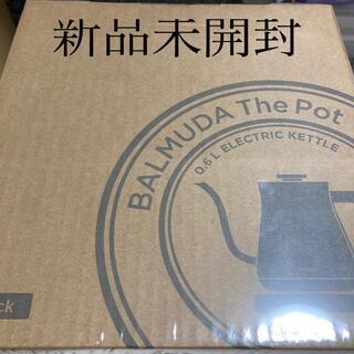 BALMUDA - 新品 バルミューダ ケトル 黒