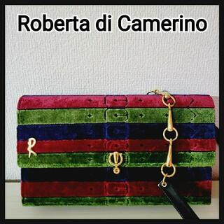 ROBERTA DI CAMERINO - Roberta di Camerinoロベルタディカメリーノ ショルダーバッグ