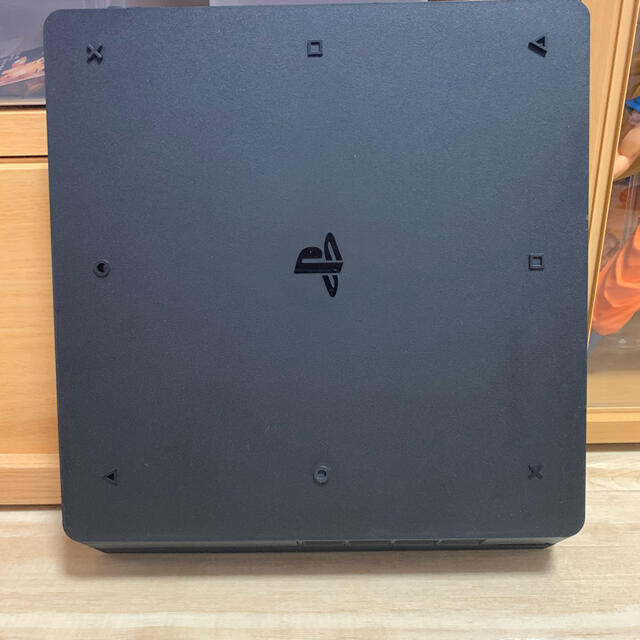 PlayStation4(プレイステーション4)のプレイステーション4  本体 CUH-2100AB01  500G プレステ4  エンタメ/ホビーのゲームソフト/ゲーム機本体(家庭用ゲーム機本体)の商品写真
