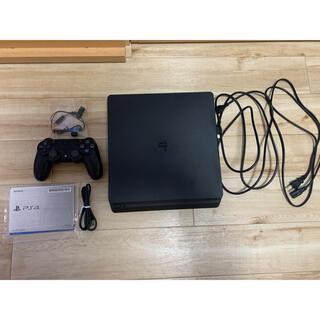 PlayStation4 - プレイステーション4  本体 CUH-2100AB01  500G プレステ4