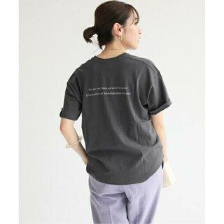 IENA - 美品❇️IENA イエナ Le Petit Prince ロゴTシャツ C 黒