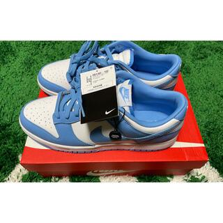 ナイキ(NIKE)の新品未使用 Nike Dunk Low University Blue US11(スニーカー)