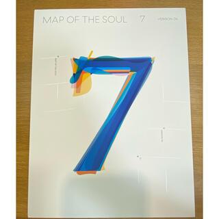防弾少年団(BTS) - BTS アルバム MAP OF THE SOUL 7 ver.4