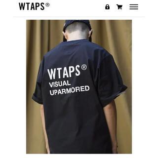 W)taps - WTAPS 21SS SMOCK SS NAVY XL 新品未使用