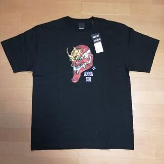 アナスイ(ANNA SUI)のエヴァンゲリオン ANNA SUI コラボTシャツ 2号機ver  XL(Tシャツ/カットソー(半袖/袖なし))