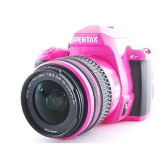 ペンタックス(PENTAX)の#2776 希少限定ピンク♪☆スマホに写真を送れる‼☆ PENTAX K-r(デジタル一眼)