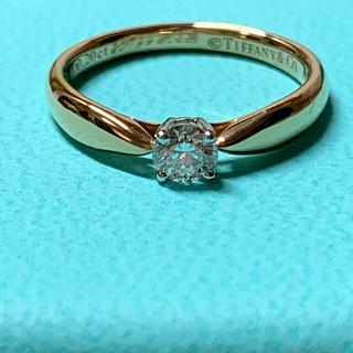 Tiffany & Co. - 【エンゲージメントリング】ティファニーダイヤモンド