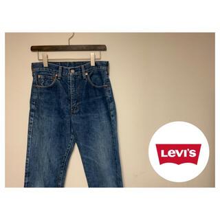 リーバイス(Levi's)の【復刻版】LEVI'S リーバイス デニム ジーンズ 502XX 赤耳 ビックE(デニム/ジーンズ)