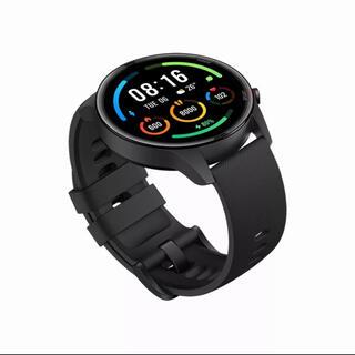 Xiaomi mi watch ブラック系カラー 新品未開封 日本語対応 ◎