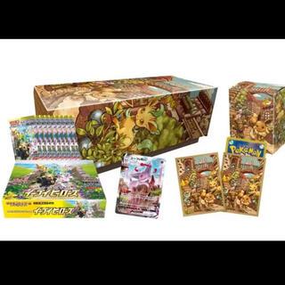 ポケモン(ポケモン)のポケモンカードゲーム イーブイヒーローズ イーブイズセット(Box/デッキ/パック)
