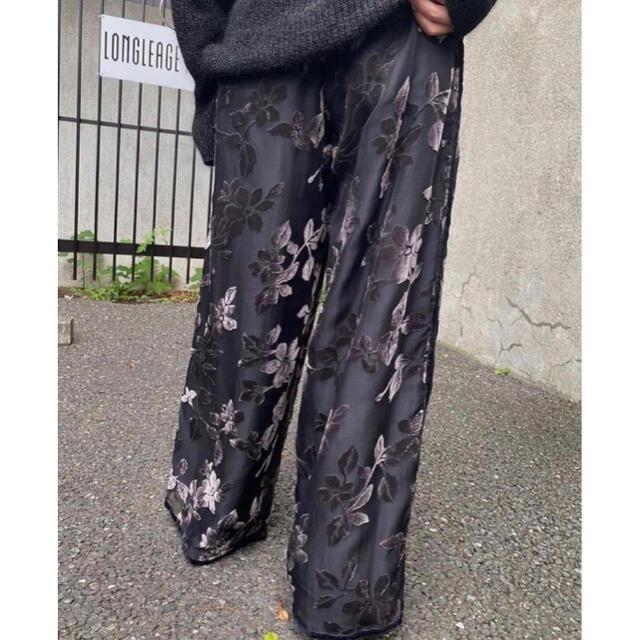 Ameri VINTAGE(アメリヴィンテージ)の【⭐︎様専用】Ameri ワイドパンツ レディースのパンツ(カジュアルパンツ)の商品写真