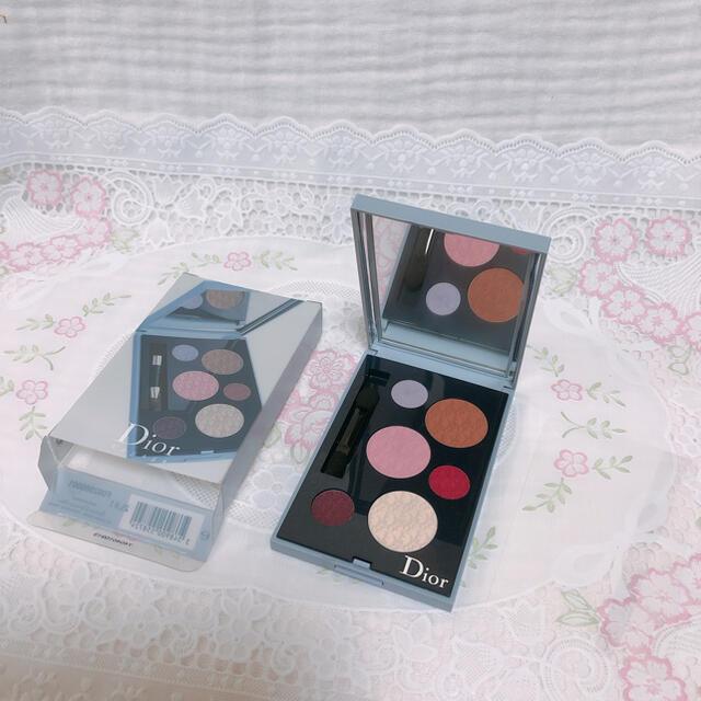 Dior(ディオール)の910/ Dior voyage アイシャドウパレット コスメ/美容のベースメイク/化粧品(アイシャドウ)の商品写真