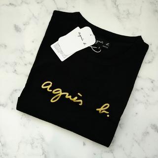 agnes b. - 新品★アニエスベー半袖ロゴTシャツ