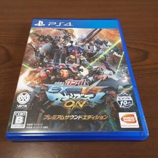 PlayStation4 - 機動戦士ガンダム EXTREME VS. マキシブーストON プレミアムサウンド