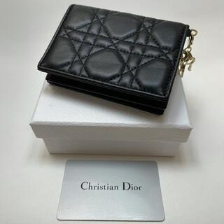 Christian Dior - 【真贋鑑定済・送料無料】Christian Dior・カナージュ